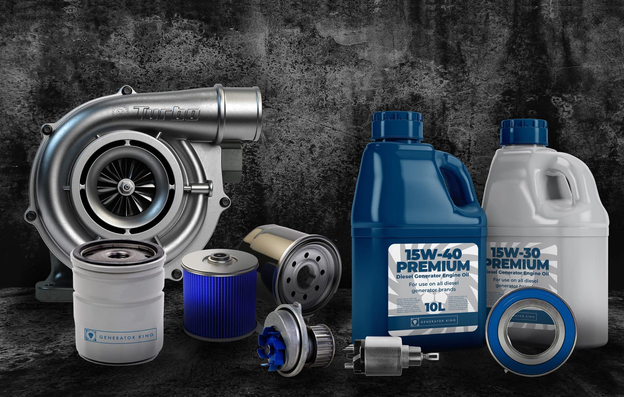 Diesel Generator Parts for Sale   Generators South Africa   Generator King
