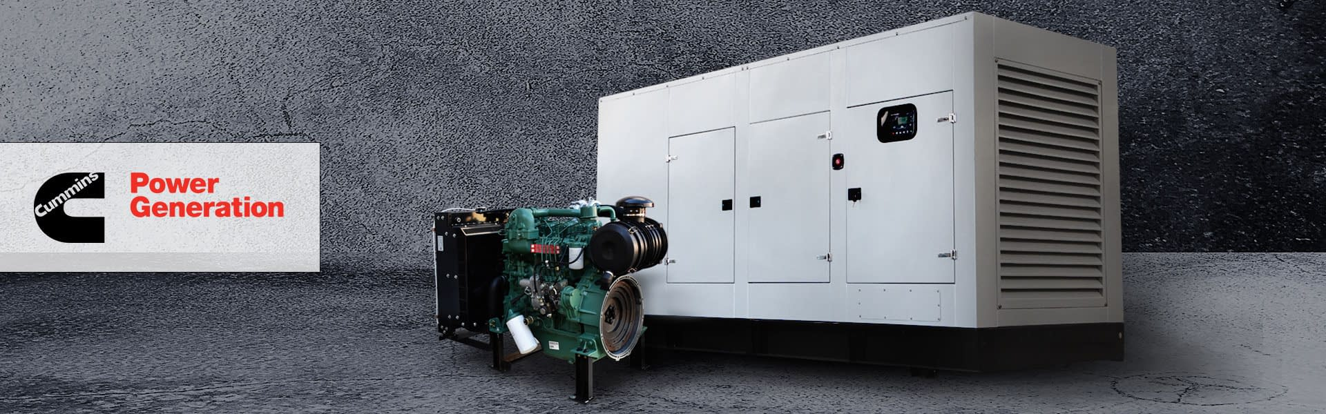 Cummins Diesel Generator for Sale | Cummins Generator South Africa | Generator King