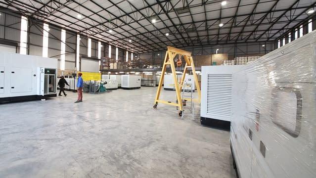 Generator King Warehouse | Diesel Generator South Africa