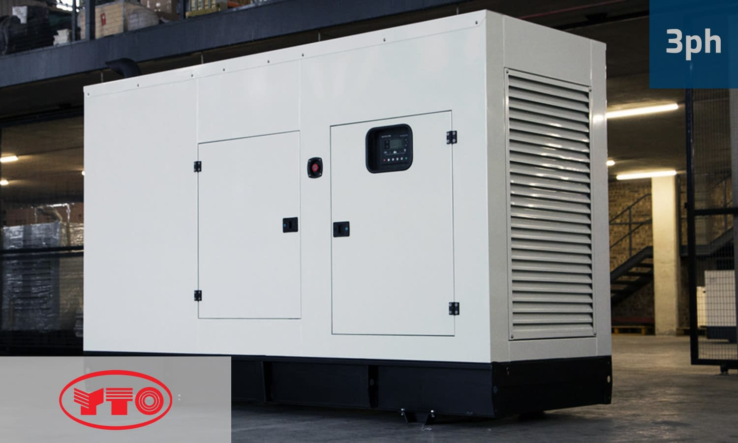 YTO 250KVA 3 PHASE (GKY-265) Diesel Generator for Sale | YTO Generators South Africa | Generator King