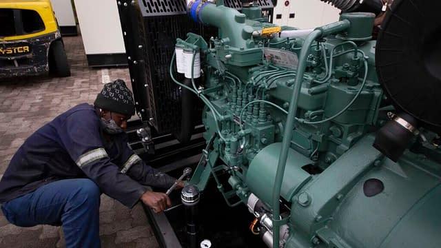 FAW Diesel Generator Assembly | Generator King