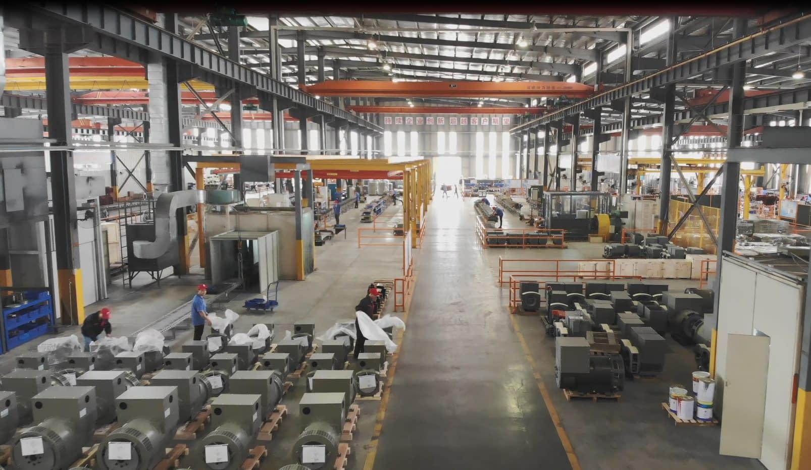 Generator Alternators | StromerPower Factory