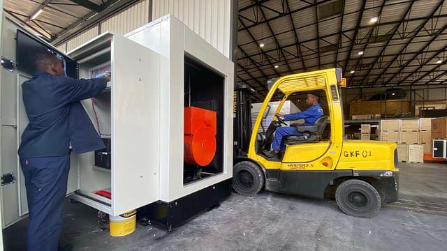 Diesel Generator Maintenance | Generator Services & Repair South Africa | Generator King