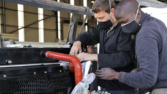 Diesel Generator Inspection | Generator King