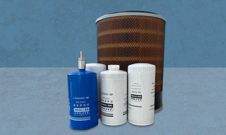 YTO Generator Filters | Generator King