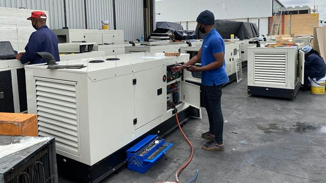 Diesel Generator Testing | Generator King