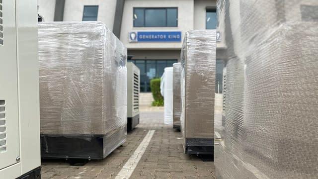 Diesel Generators ready for delivery | Diesel generator for sale