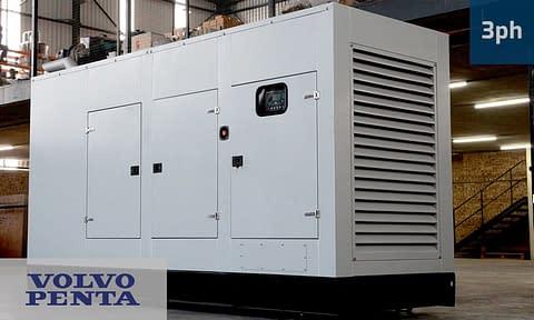 VOLVO 350KVA 3 PHASE (GKV-385) Generator for Sale | Volvo Penta Generators South Africa | Generator King