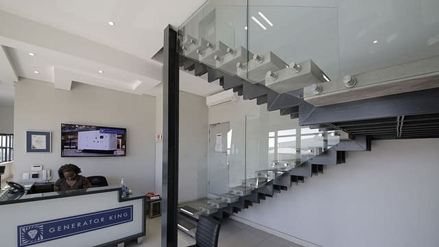 Generator King Reception | Diesel Generator South Africa