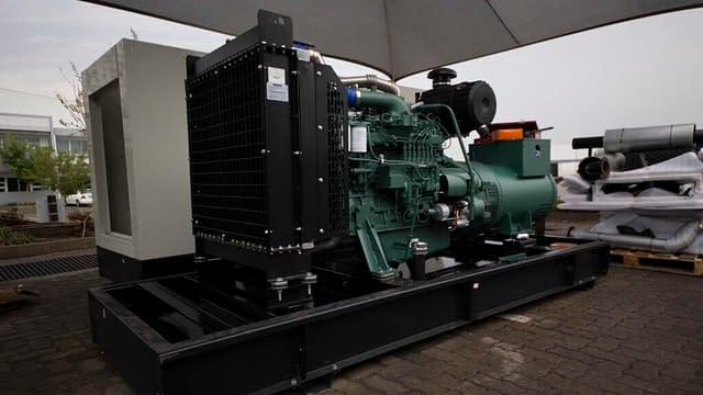FAW Open Diesel Generator | Generator King