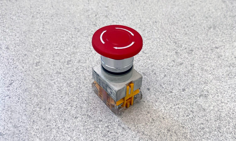 Diesel Generator Emergency Stop Button | Generator Parts South Africa | Generator King