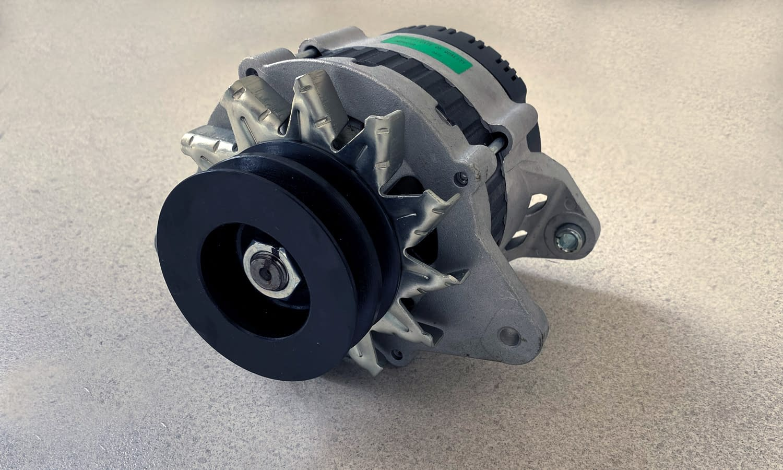 Diesel Generator DC Alternator | Generator Parts South Africa | Generator King