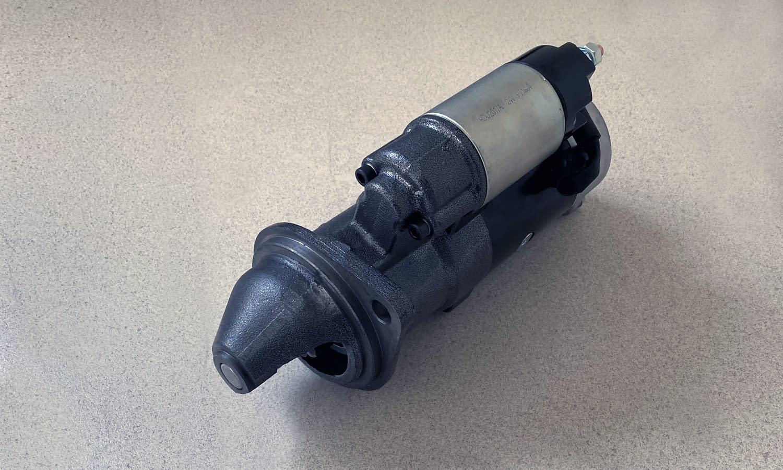 Diesel Generator Starter Motor | Generator Parts South Africa | Generator King