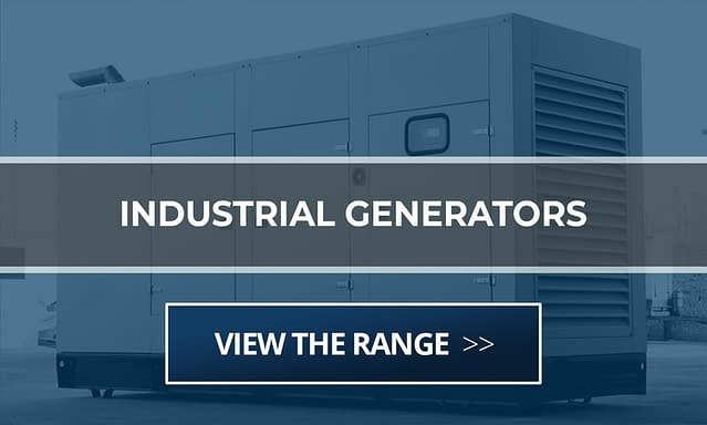 Industrial Diesel Generator for Sale | Generators for Factory South Africa | Generator King